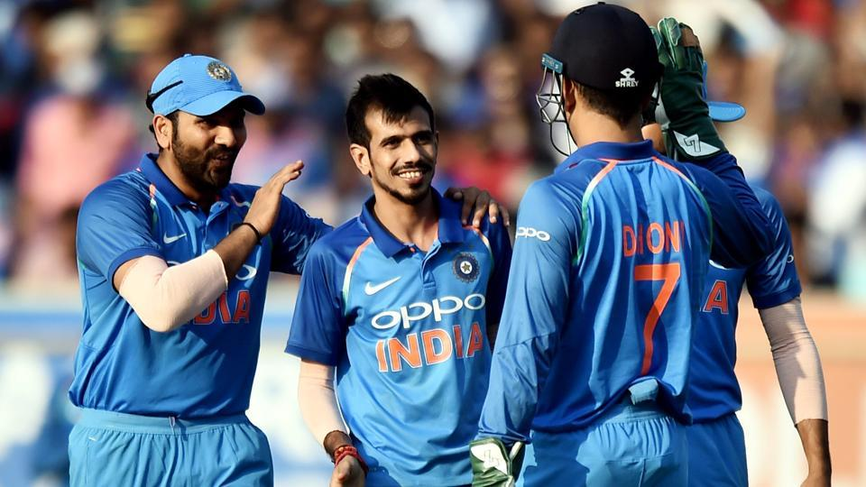 Yuzvendra Chahal performed brilliantly for India during their third ODI match against Sri Lanka in Visakhapatnam.