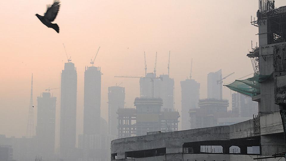 Mumbai weather,Mumbai pollution,Mumbai news