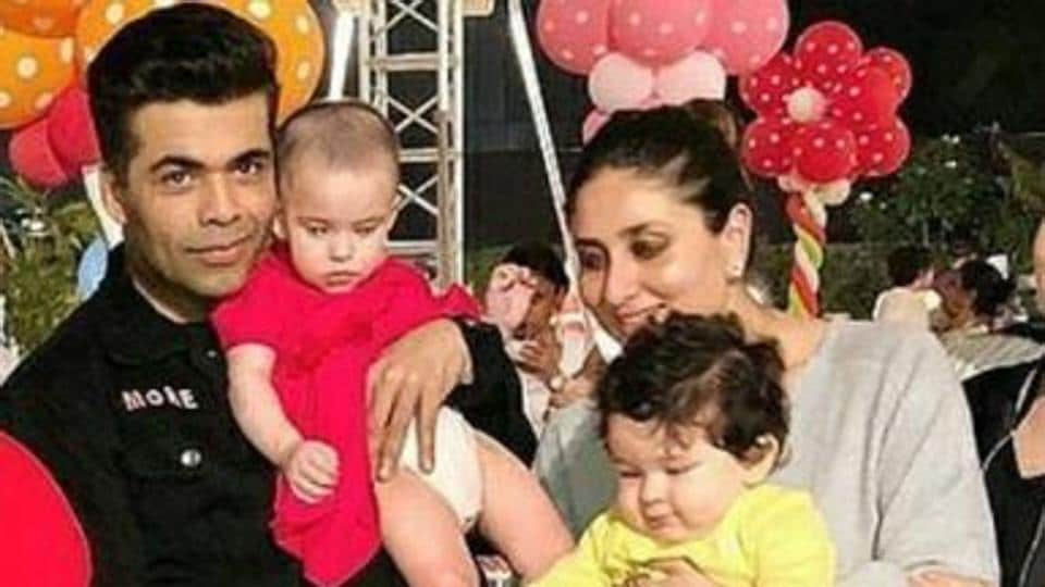 Kareena Kapoor and Saif Ali Khan are hosting a birthday party for son Taimur Ali Khan in Pataudi. Karan Johar is expected to attend.