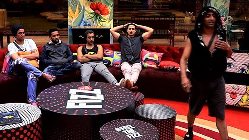 Bigg Boss 11: Akash Dadlani is reprimanded for repeatedly breaking the house rules.