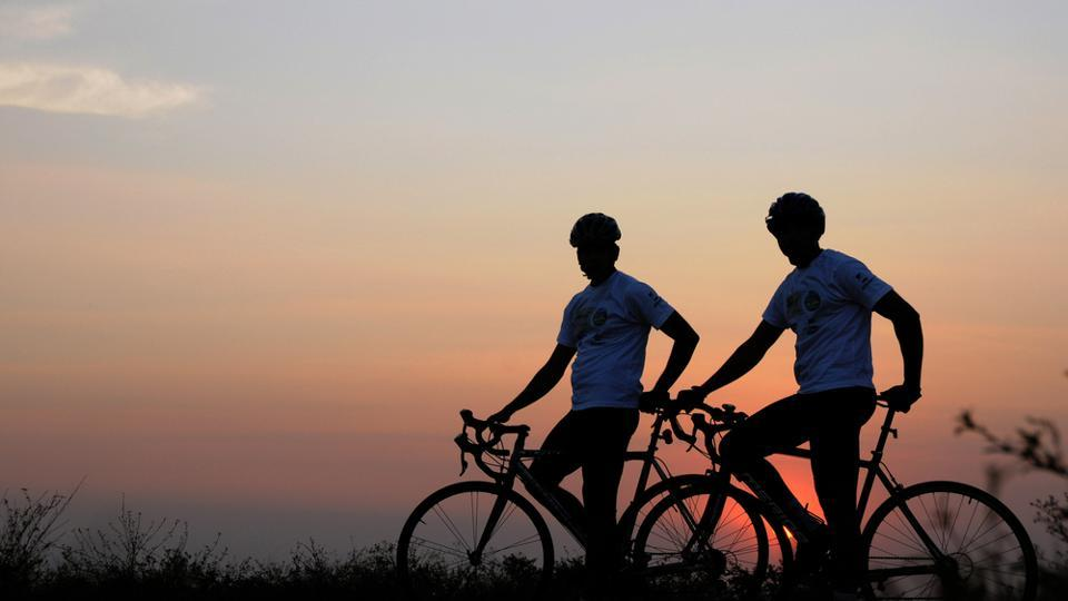 Cycling reduces the risk of heart diseases.