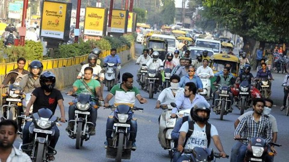 Two-wheelers remain one of the most unsafe modes of transport.