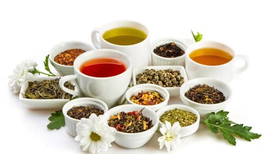 Herbal teas have various health benefits.