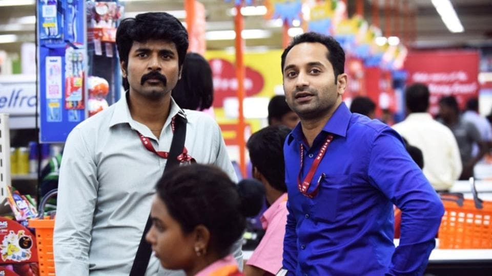 Siva Karthikeyan and Fahadh Faasil are expected to play friends-turned-foes in Velaikkaran.