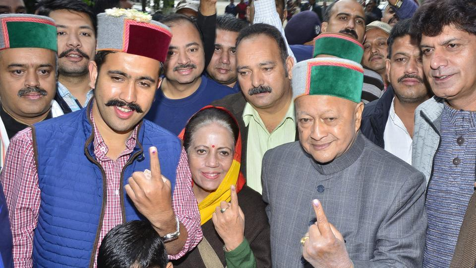 Himachal Pradesh election result,Himachal Pradesh election,eci.nic.in