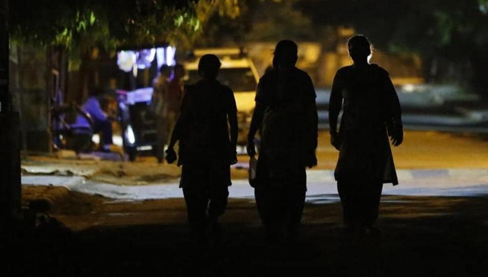 Delhi safety,Delhi dark spots,Delhi women safety
