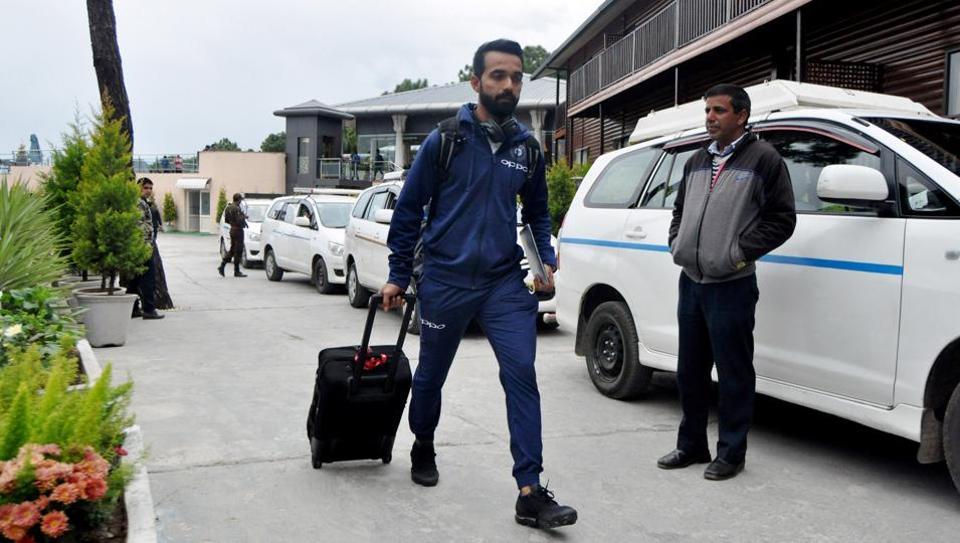 Ajinkya Rahane,Sourav Ganguly,Indian cricket team