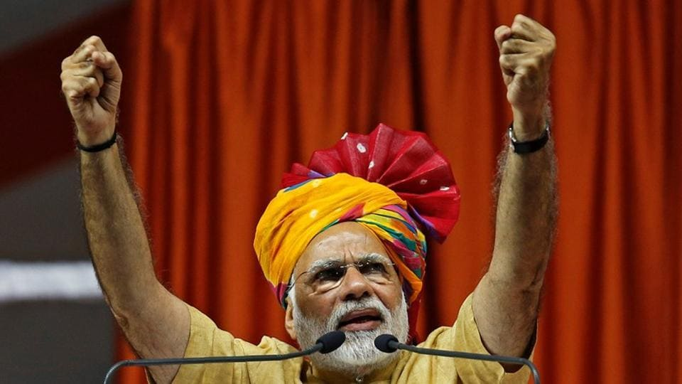 Prime Minister Narendra Modi's appeal among youth voters in the under-25 age group hasn't waned, suggesting that the optimism over the future that was a feature of the 2014 general election hasn't been replaced by despondency.