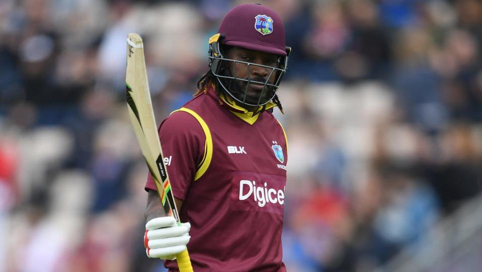 West Indies cricket team,Chris Gayle,New Zealand cricket team