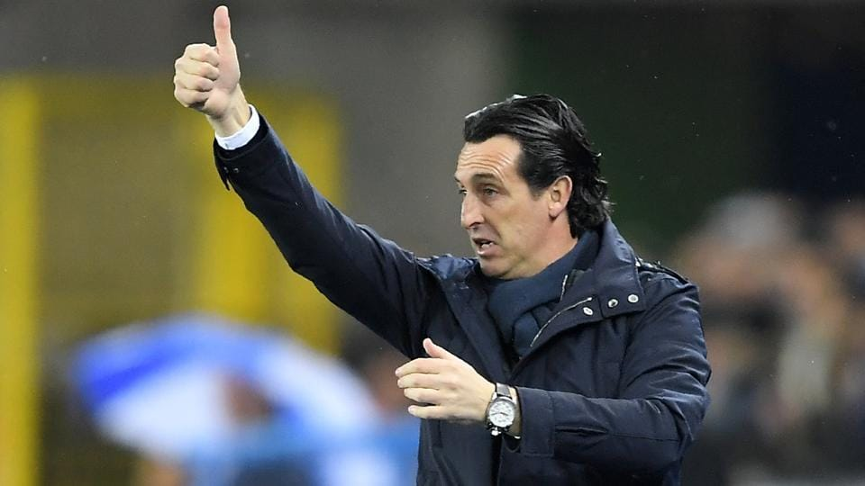 Paris Saint-Germain manager Unai Emery said they might sign a holding midfielder during the winter transfer window in a bid to strengthen their side before their UEFA Champions League clash with Real Madrid in February.