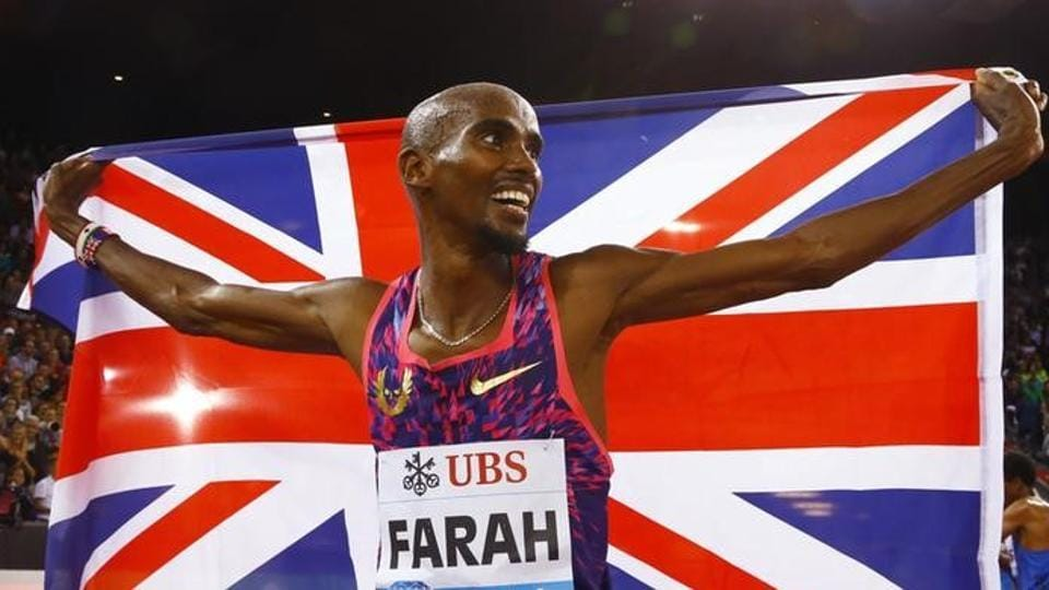 BBC sports awards,BBC Sports Personality of the Year,MO Farah