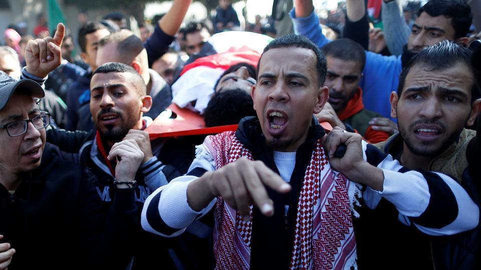 Israel Palestine,Palestine protests,Jerusalem
