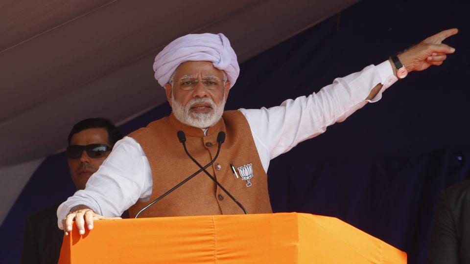 Narendra Modi's Gujarat model was to be a model of a new style of governance and way of conducting politics.
