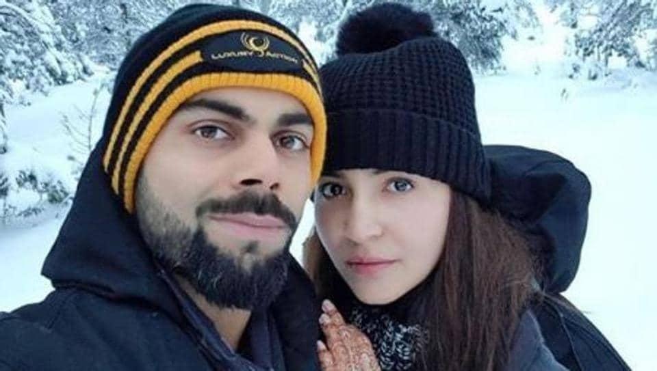 Virat Kohli and Anushka Sharma reached Delhi after spending time together in Finland.