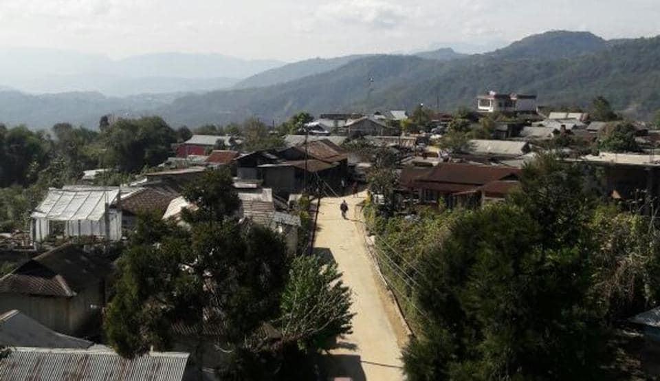 Kaibi village,Waste management,Dustbin-less Drive Festival