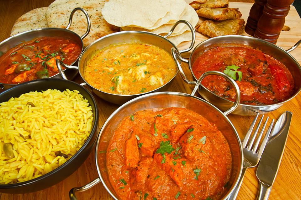 The amount of food cooked during an Indian wedding is enough to feed an army and the only goal of the hosts is that every wedding guest returns with a satisfied and full tummy.