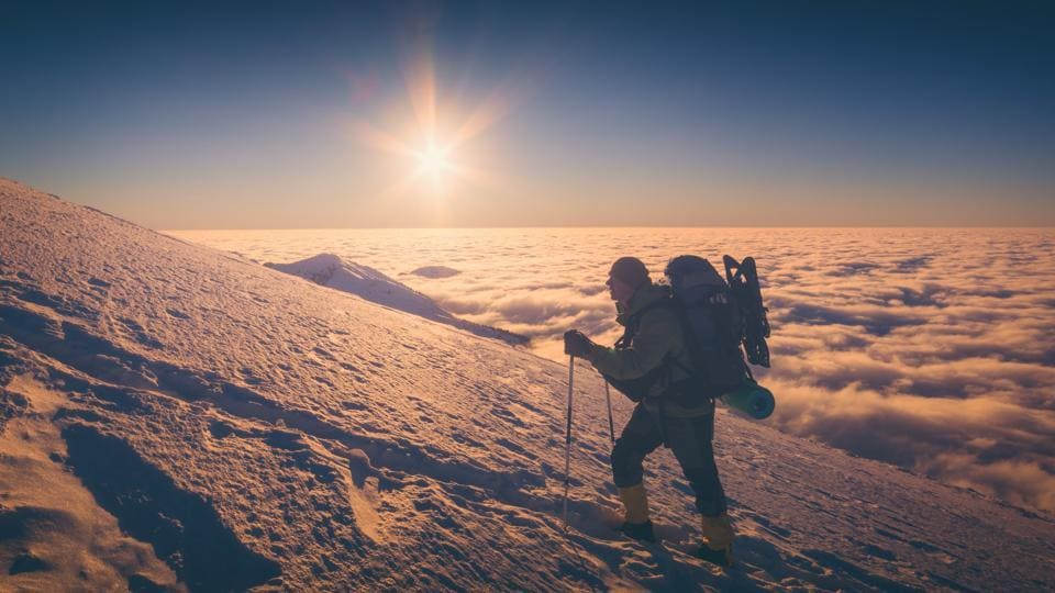 Climbing High Mountains,Leads To Psychosis,Everest