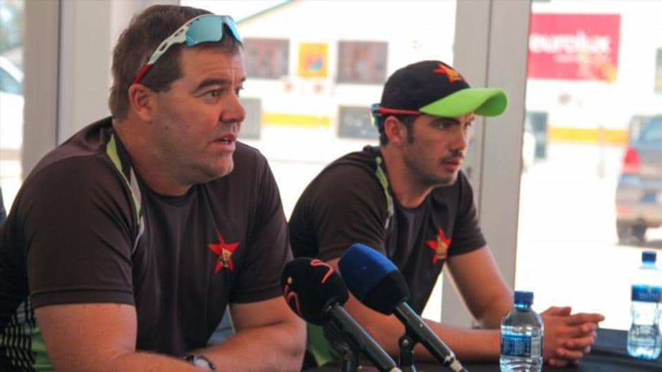 Zimbabwe cricket team,South Africa vs Zimbabwe,Heath Streak