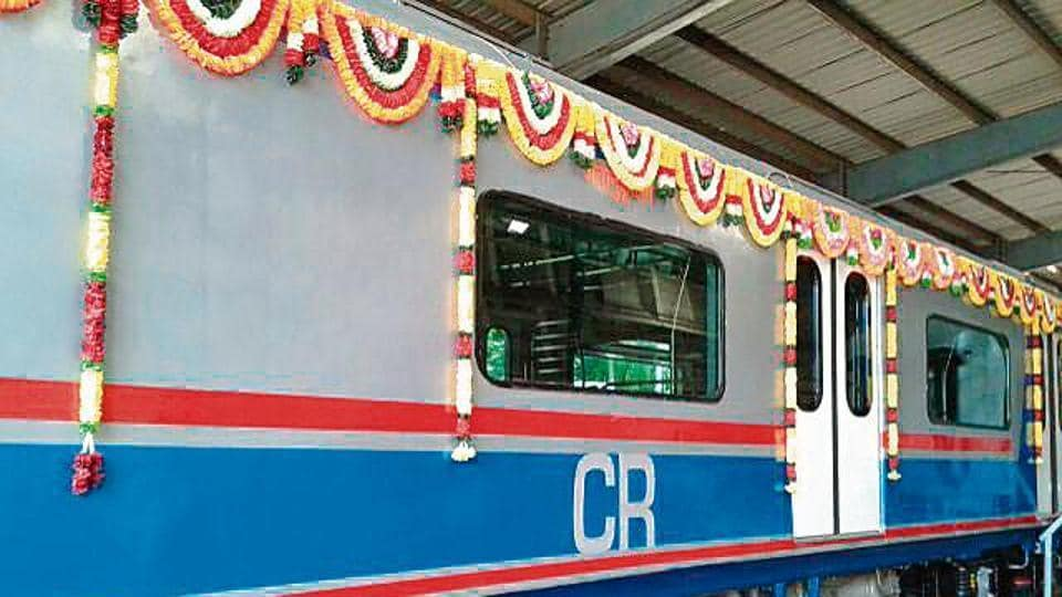 The WR authorities received the final safety nod from Lucknow-based chief commissioner railway safety (CCRS) to commission this train on the Churchgate-Dahanu section.