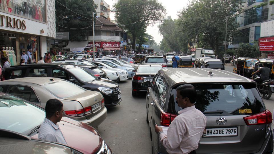 Parking,Mumbai,Bandra