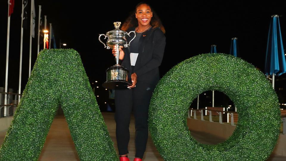 Australian Open,Serena Williams,Johanna Konta