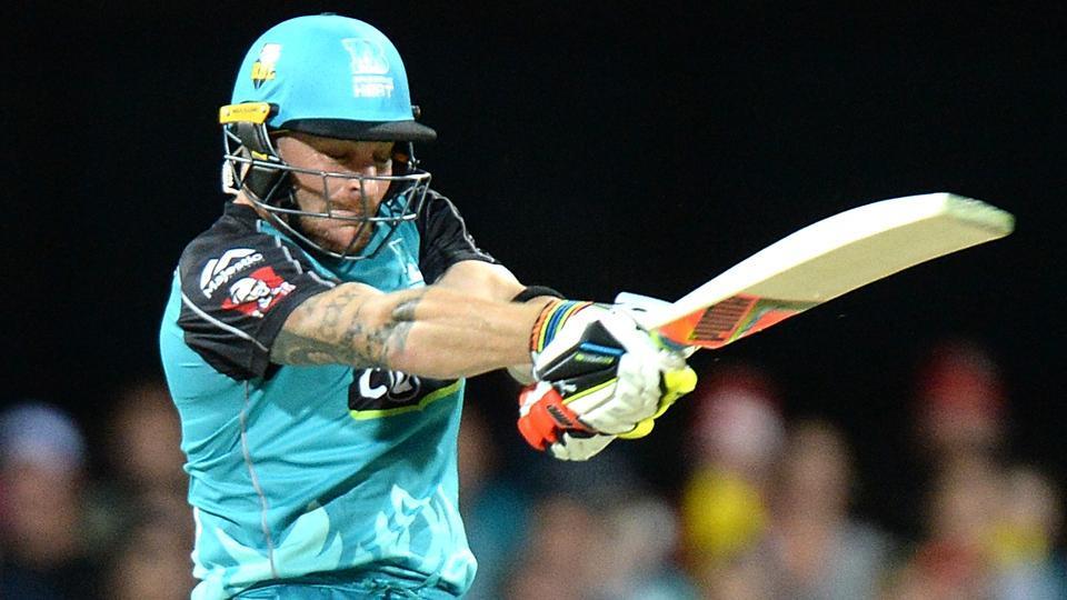 Brisbane Heat,Brendon McCullum,cricket