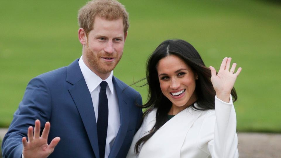 Prince Harry and Meghan Markle announced their engagement just a few weeks ago.