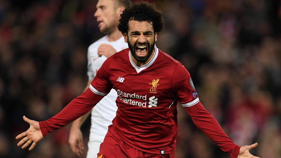 Premier League,Liverpool FC,Mohamed Salah