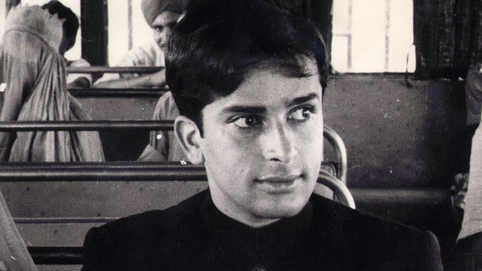 Shashi Kapoor,Shah Rukh Khan,Bollywood