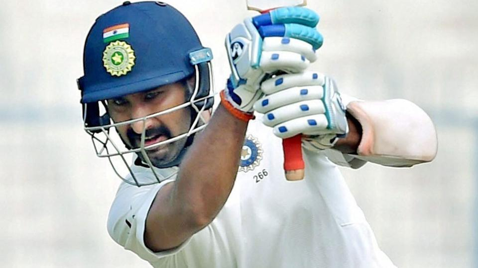Cheteshwar Pujara moves up a spot in the ICCTest Player Rankings.