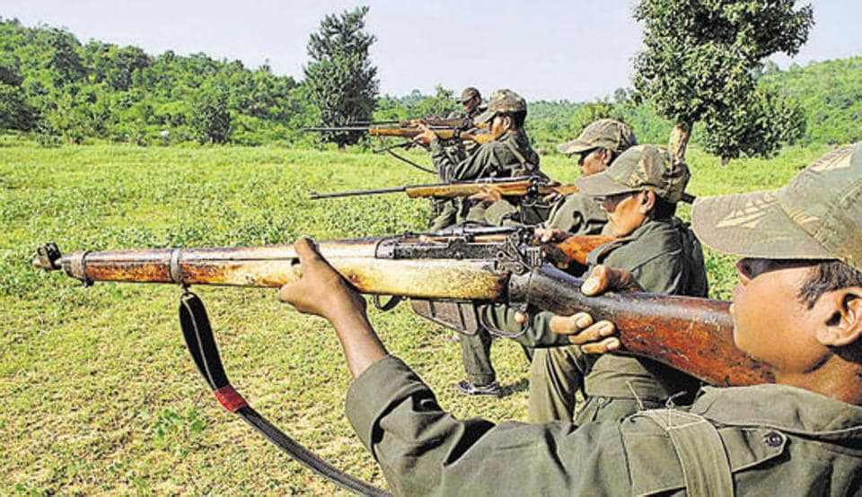 Maoists have stepped up their activities in Jamui district of Bihar in the last few years.