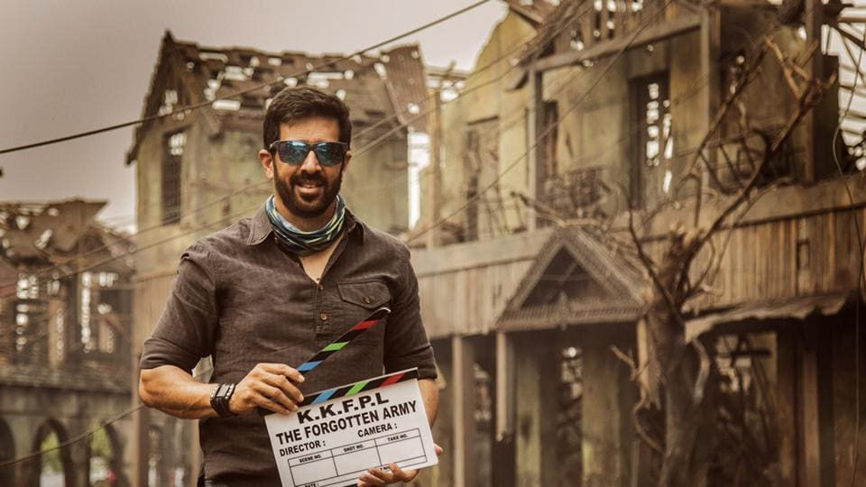 Kabir Khan,The Forgotten Army,The Indian Army