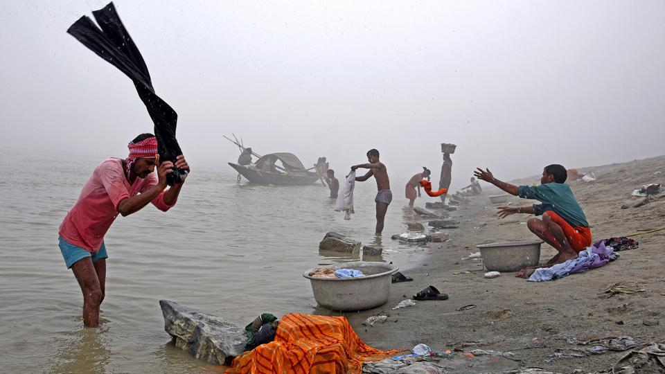 Bramhaputra,Lok Sabha,River pollution