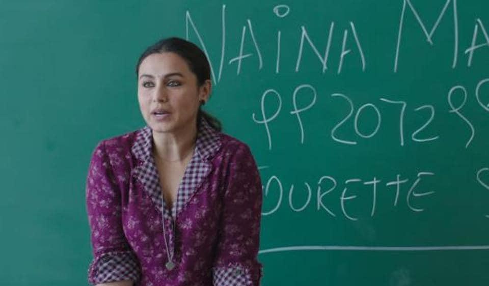 New Trailer: Rani Mukerji Is Back On Screen With YRF's Hichki