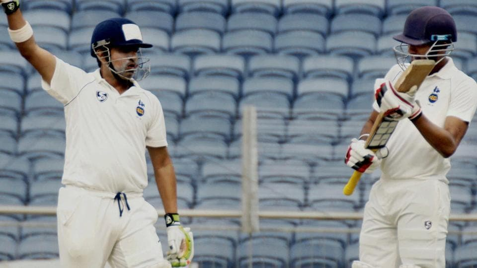 Gautam Gambhir's 127 and Navdeep Saini's match haul of 7/90 helped Delhi beat Bengal by an innings and 26 runs to enter the Ranji Trophy final.