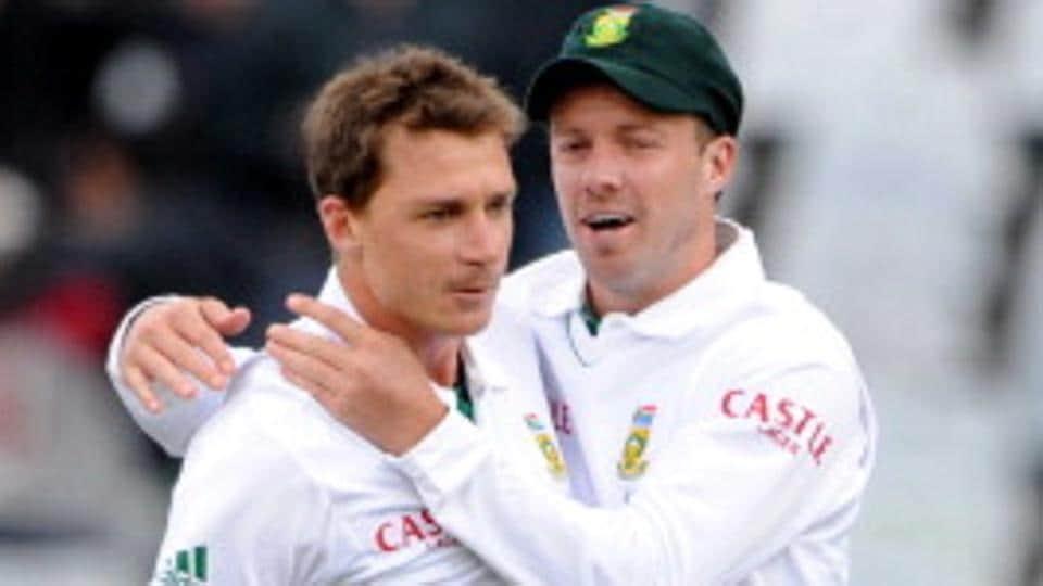 ABde Villiers,Dale Steyn,South Africa vs Zimbabwe