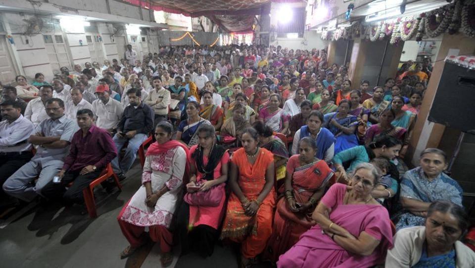 EOW,massive protest,Pune