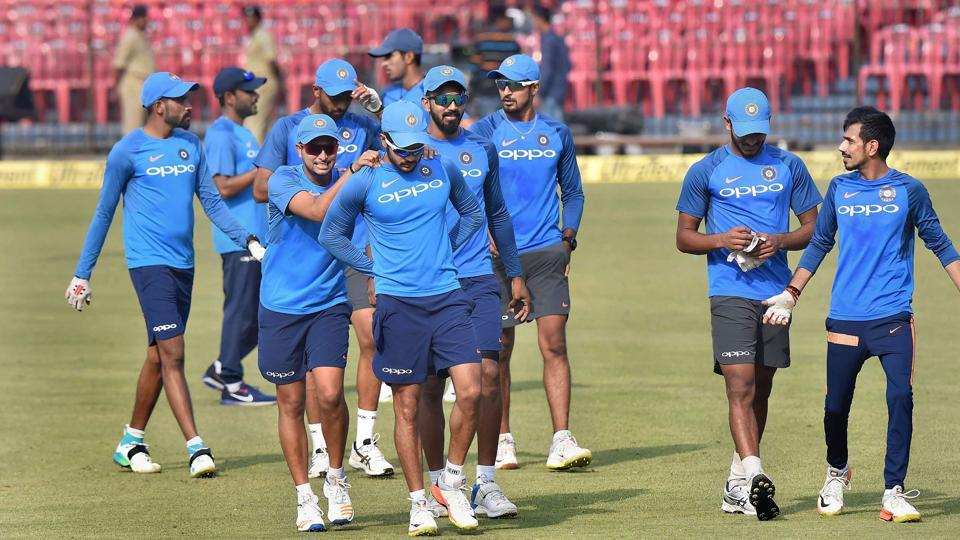 The Indian cricket team will take on Sri Lanka in a three-T20 series, starting Wednesday in Cuttack. (PTI)