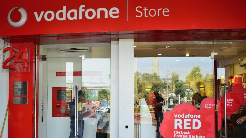 Vodafone is offering 'itel 20'  4G VoLTE smartphone at an effective price of Rs 1,590