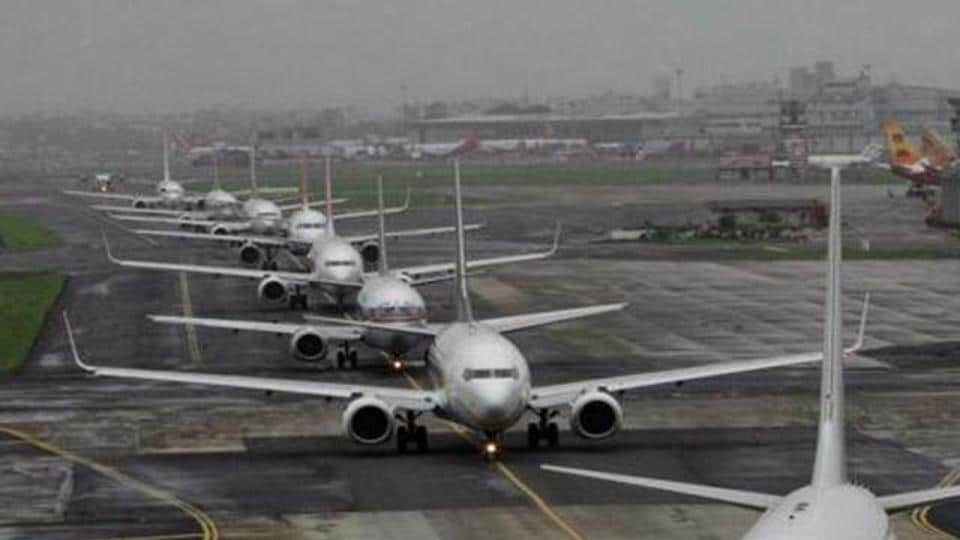 The tickets for first flights from Mumbai to smaller cities were sold out a week in advance.