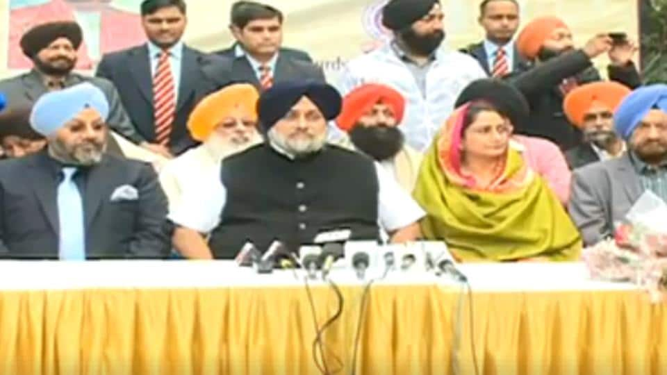 """An issue of forcible conversion (of Sikhs) in Pakistan has surfaced; a delegation of Akali Dal will have a meeting at the Pakistan High Commission this evening, over the issue,"" Badal said."