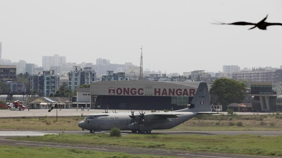 Mumbai,Juhu airport,runway extension