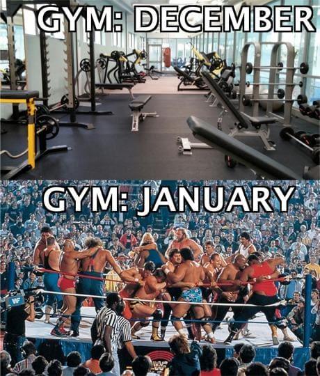 Gym Etiquettes,Gym Etiquettes 2018,New Year Gym Resolutions