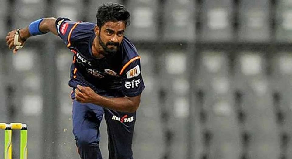 Kulwant Khejroliya was picked by Reliance for the Mumbai DY Patil tournament in January, where he bowled well and was immediately picked by Mumbai Indians. The next day he was in the Delhi one-day squad for the Vijay Hazare Trophy, followed by the Ranji Trophy squad.
