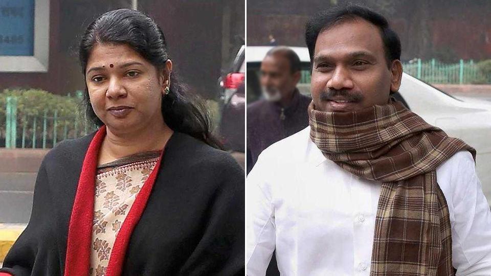 2G spectrum case,2G scam verdict,A Raja