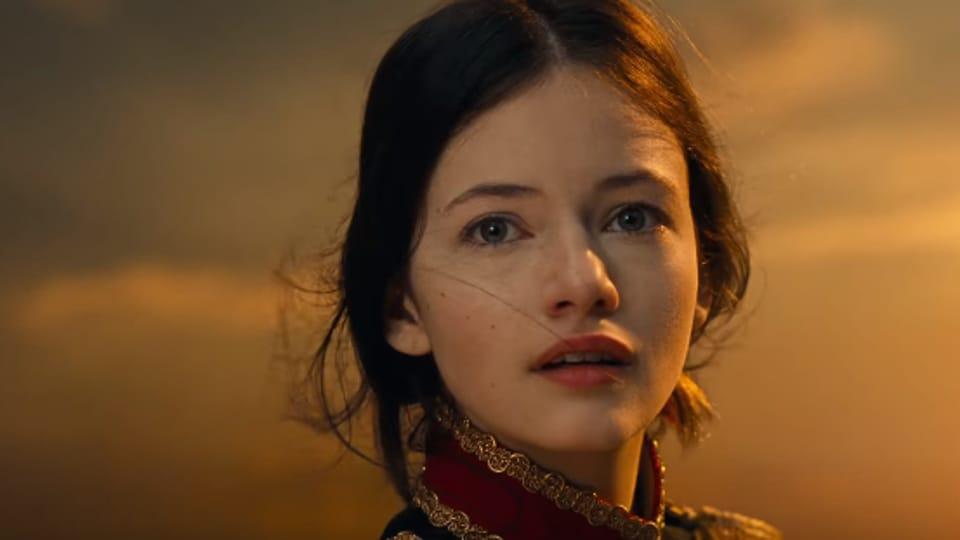 The Nutcracker,The Nutcracker and the Four Realms,Keira Knightley