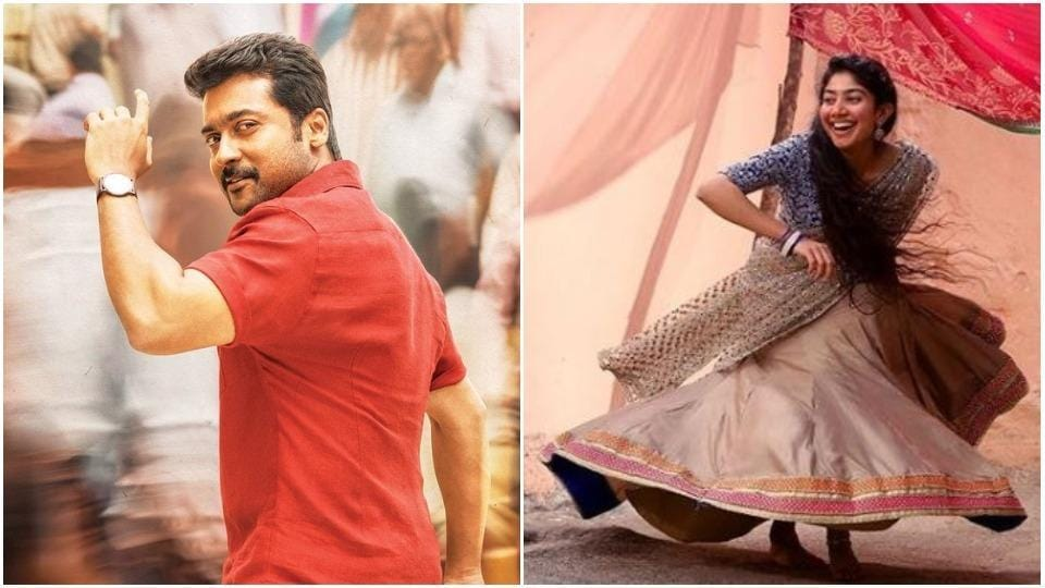 Sai Pallavi will be paired opposite Suriya in his upcoming film.