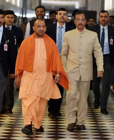 Chief Minister Yogi Adityanath said the state government had freed hundred of acres of land from the land sharks in Allahabad, Shahjahanpur, Pilibhit and other districts.