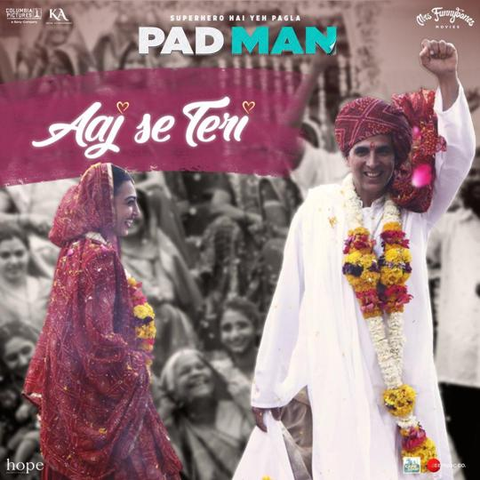 If not for Akshay, why would people watch Padman