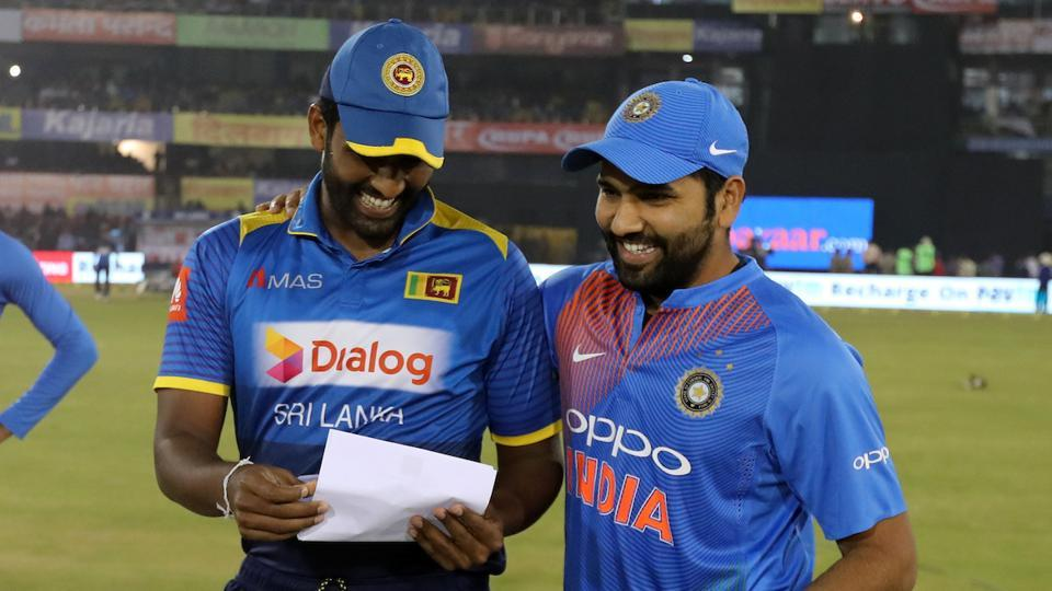 Earlier, Sri Lanka won the toss and opted to bowl.  (BCCI )